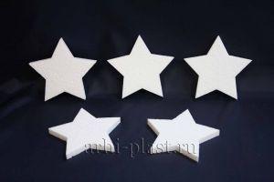 Заготовка из пенопласта для творчества звезда