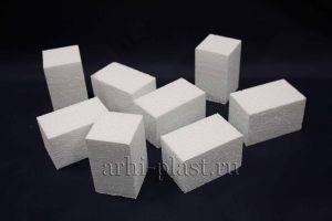 Заготовка из пенопласта для творчества кубики
